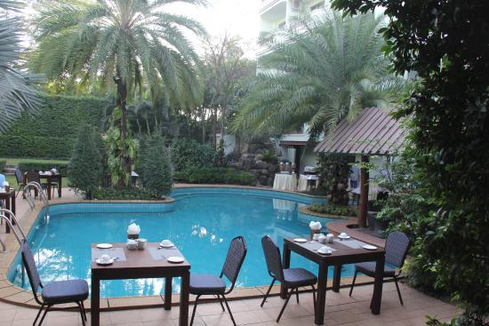 Palm Spring Yangon