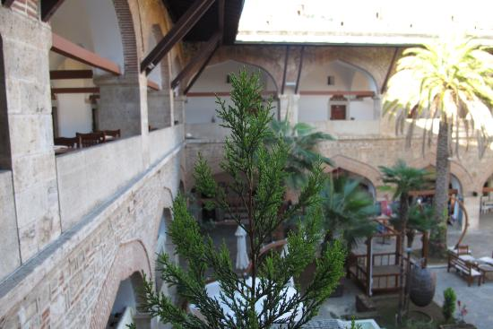 Club Kervansaray Kusadasi: Hotel Inner Area