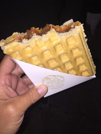 Waffles con Sentidos