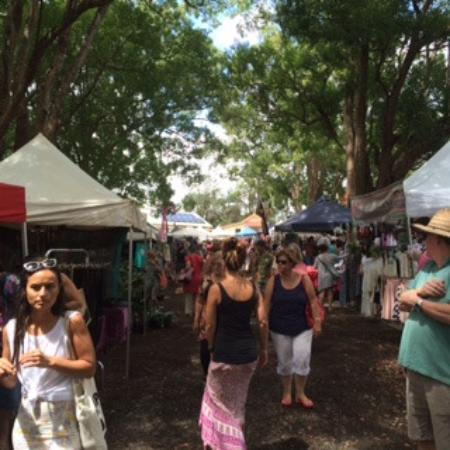 Bangalow Market Photo