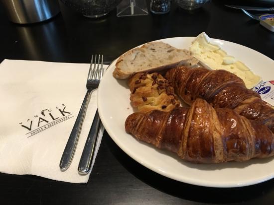 Veenendaal, Países Bajos: Ontbijt