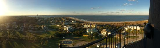Rivers End Campground and RV Park: View from Tybee Lighthouse