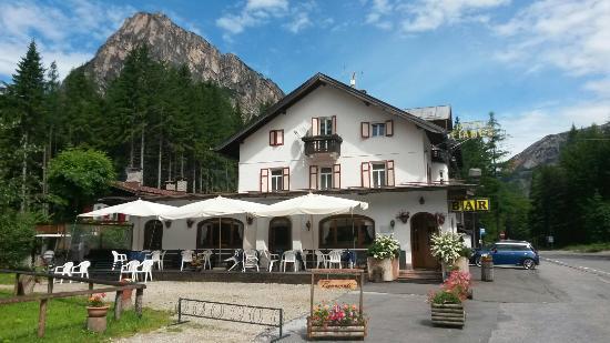 Hotel Fiames Restaurant