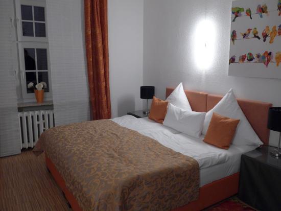 Kamp-Lintfort, Jerman: Schlafbereich Zimmer 25