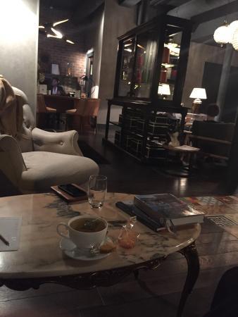 Hotel Fabric : Tea Time de 17 h
