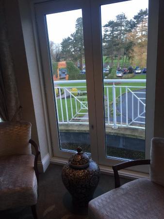 Rockliffe Hall: Views