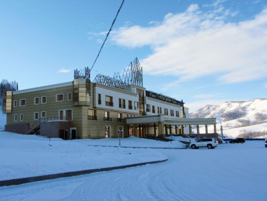 Altai Krai, รัสเซีย: Вокруг чистое поле