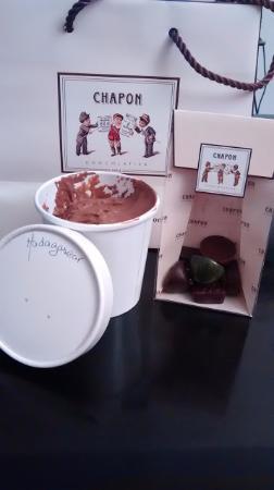 Chocolat Chapon: Madagascar Mousse