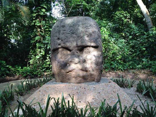 Foto De Parque Museo La Venta Villahermosa: Picture Of Parque Museo La Venta, Villahermosa