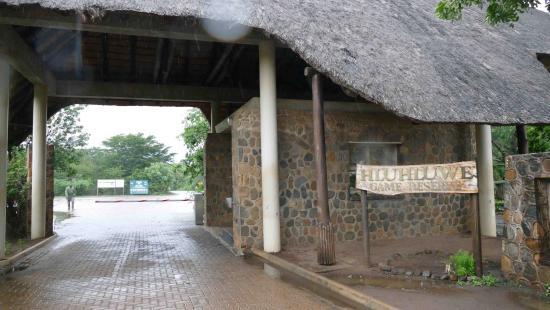 Zululand, Sudáfrica: ingang