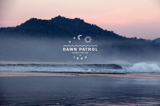 Dawn Patrol Bali
