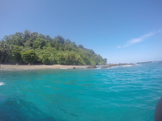 Dominical, คอสตาริกา: Nothing better than Cano Island