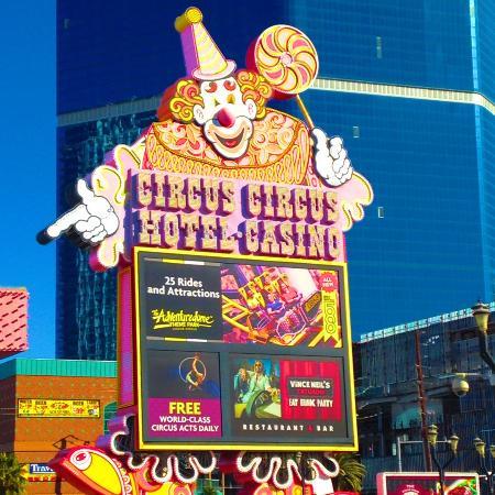 circus circus picture of circus circus hotel casino las vegas rh tripadvisor com