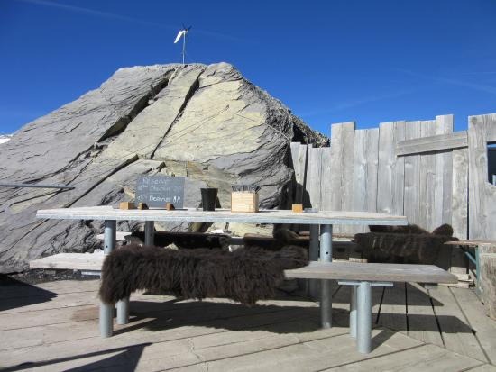 Schonried, Swiss: Des peaux pour le confort et la chaleur