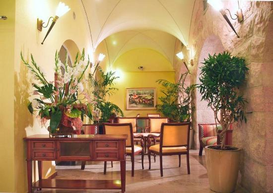 Hotel Prima Palace: Lobby