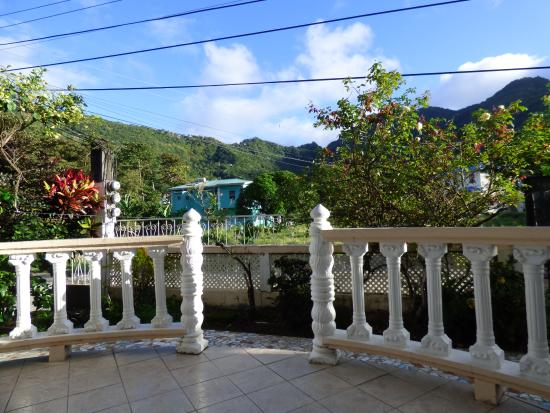 Alfred S Diamond Villas Soufriere