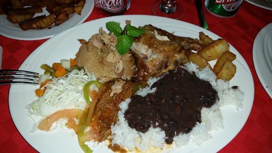 La Esquina: Mixto criollo