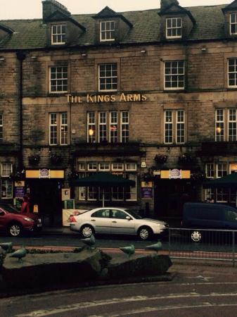 Kings Arms: Kings Arm - it will not disappoint