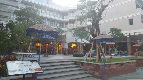 view dari kamar hotel picture of wyndham garden kuta kuta rh tripadvisor com