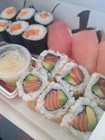 Restaurant sushi frais dans villefranche sur saone avec - Cuisine villefranche sur saone ...