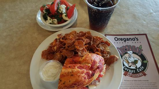 Hawthorn Woods, IL: Typical Lunch selection for your enjoyment!