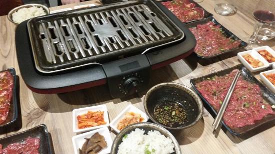 Restaurant KBG Korean Barbecue Grill à Paris (75006), Saint