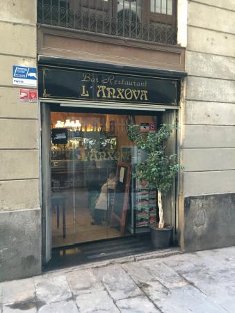 Restaurant L'Anxova