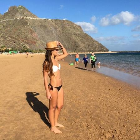 Bilde fra Playa de las Teresitas