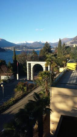Bissone, Zwitserland: Hotel Campione