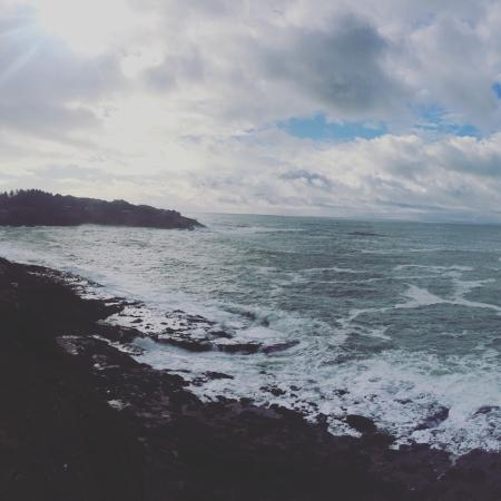 Depoe Bay, OR: Incredible views from #13