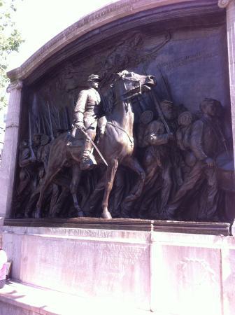 Boston Civil War Walking Tour: Colonel Robert Gould Shaw & 54th Massachusetts Regiment