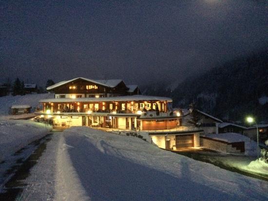 Bilde fra Hirschegg