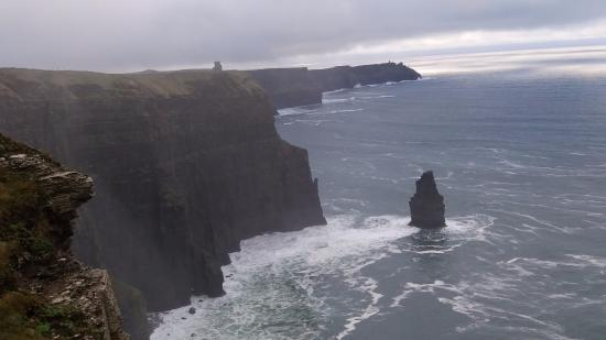 Буррен, Ирландия: cliff of Moher