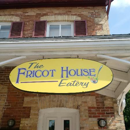 Flesherton, Canadá: The Fricot House Eatery
