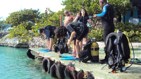 Playa Giron, Cuba: la préparation