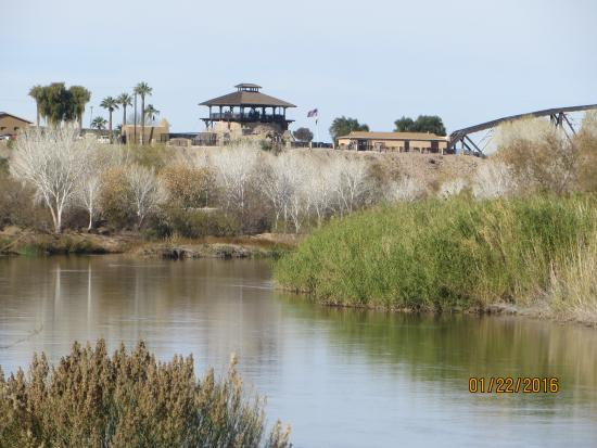 ‪Yuma East Wetlands‬