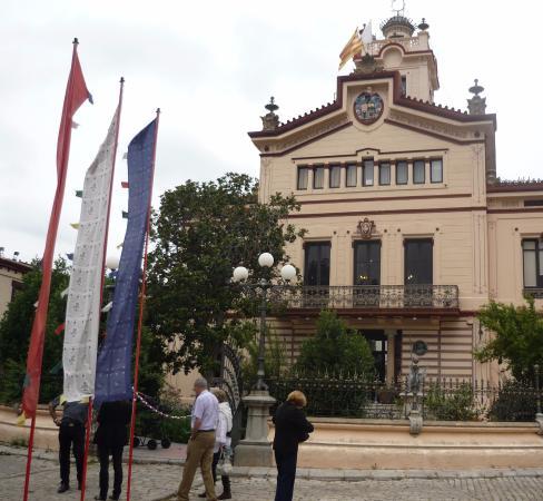 Olivella, Spania: fachada principal