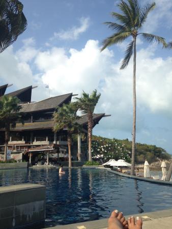 Nora Buri Resort & Spa: Front pool