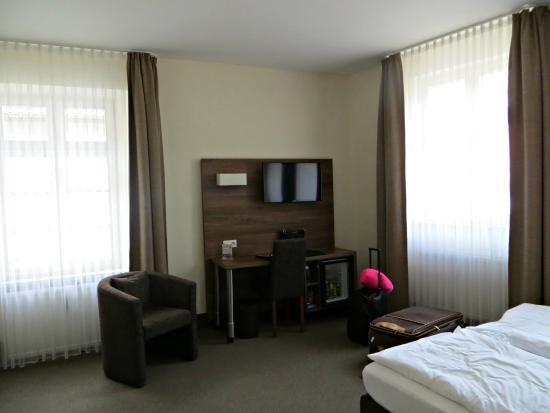 Eichstatt, Alemania: room view 1