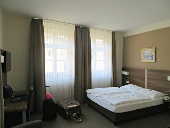 Eichstatt, Tyskland: room view 2