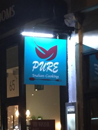 Pure Indian Cooking
