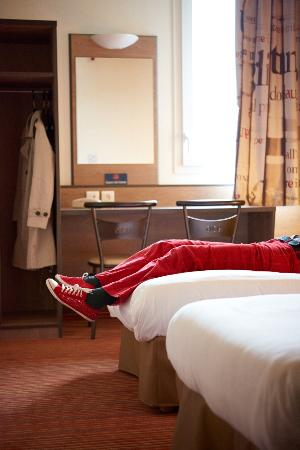 Ace Hotel: Chambre