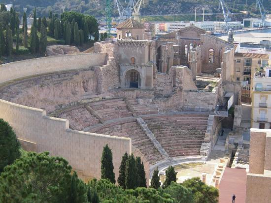 IMG_20160206_171245_large.jpg - Picture of Roman Theatre ...