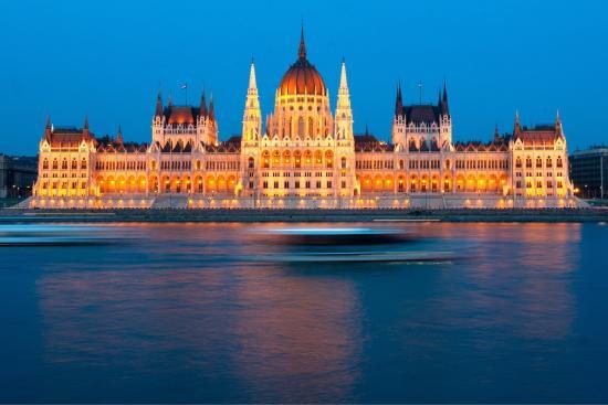 Marmara Hotel Budapest: Parlamento