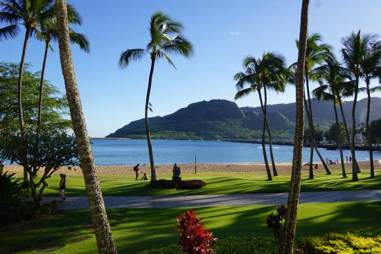 Marriott's Kaua'i Beach Club: View from room 209/210
