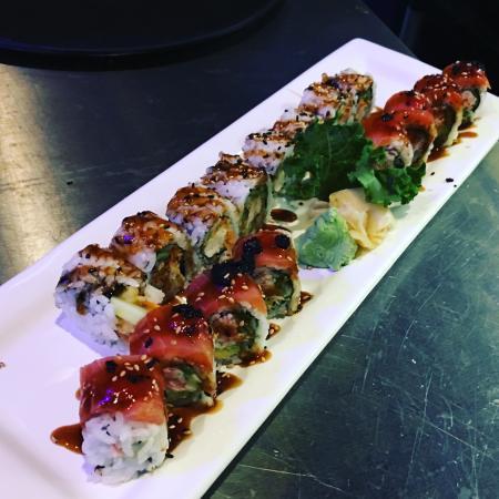 Pinellas Park, فلوريدا: BluWave Sushi