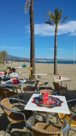 Hot Dog Beach Puerto Banus