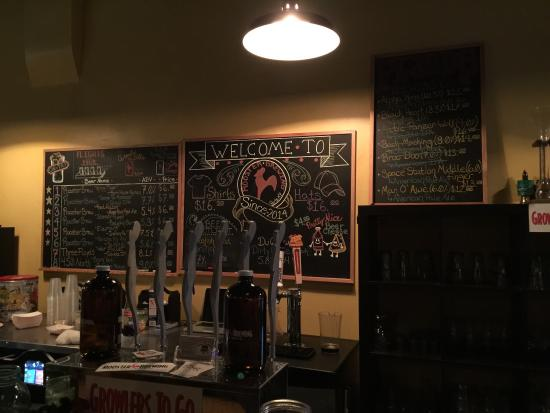 Rooster Brew  /  Ralph Quillin