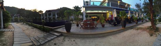 Coral Redang Island Resort: June 2015