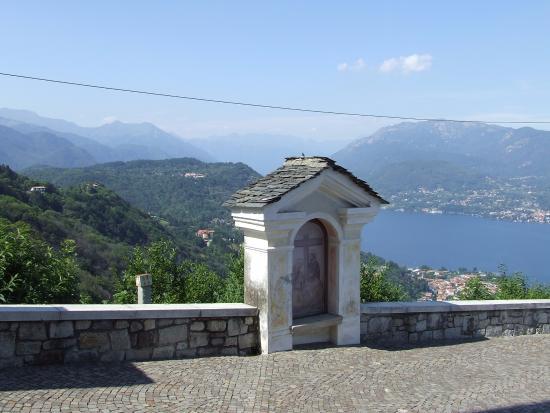 Madonna del Sasso, Italia: santuario